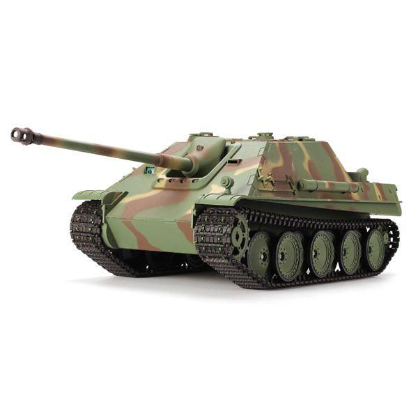 Heng Long 1/16 2.4G 3869-1 Jagpanther German Tank Destroyer Late Version #germantank #rctank #jagpanther #henglong