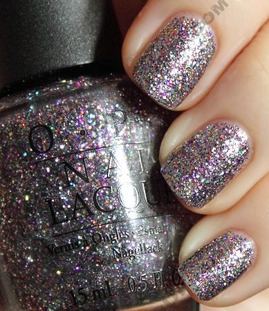 OPI - Mad As A Hatter - Alice In Wonderland Collection Swatches
