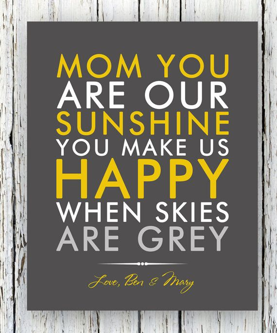 Best 25 personalized gifts for mom ideas on pinterest gifts for birthday gift for mom from children kids personalized mothers day verse quote gift negle Image collections