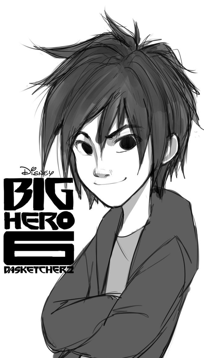 Hiro Hamada by DAsKeTcHeRZ on DeviantArt