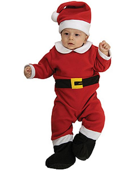 0d9885f2b857b Velvet Santa Costume for Newborn Infant Here is the perfect outfit for your  child's very first Christmas celebration. This Velvet Santa Costume for  Newborn ...