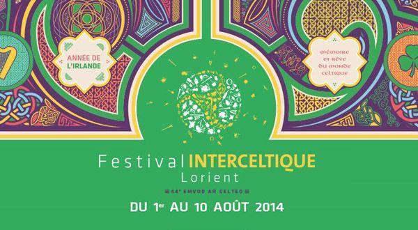 Festival Interceltique de Lorient 2014 : la jolie ballade irlandaise.