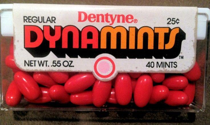 Dynamints.....70s 80s