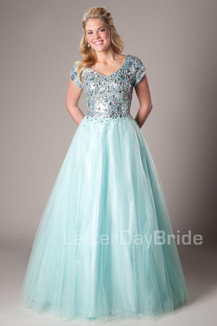 78  images about Dresses on Pinterest - Modest bridesmaid dresses ...
