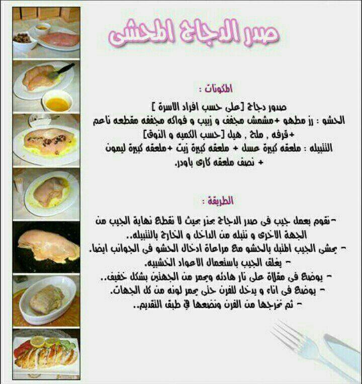صدر محشي Food Fruit Pastry