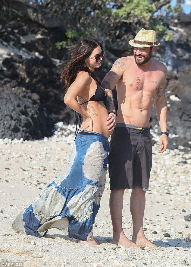 Staying together? Megan Fox and Brian Austin Green are said to be giving their…
