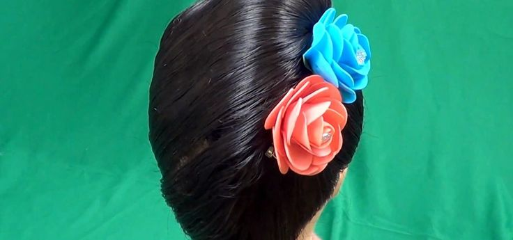 How to Make a French Knot Hairstyle the Easy Way « Hairstyling
