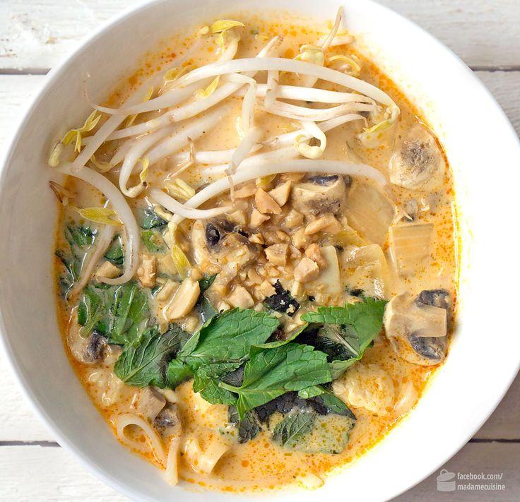 best 10 thai curry rezept ideas on pinterest thai curry vegetarisch thai curry suppe and. Black Bedroom Furniture Sets. Home Design Ideas