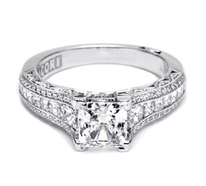 I heart this ring from TACORI! Style no: HT2513PR612X