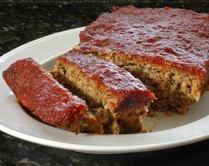 How to make meatloaf, from mixing to shaping, one method. How to make meatloaf with pictures and recipes.: How to Make Meatloaf: Slice and Enjoy!