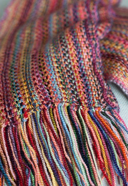 Ravelry: mirrormirror's Missoni voor ME Sjaal sokkenwol, mooie kleur