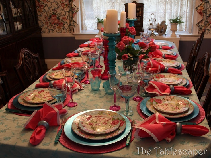 Image Result For Dinner On Table