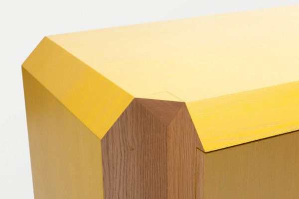Corner Sideboard // Debut Collection from H