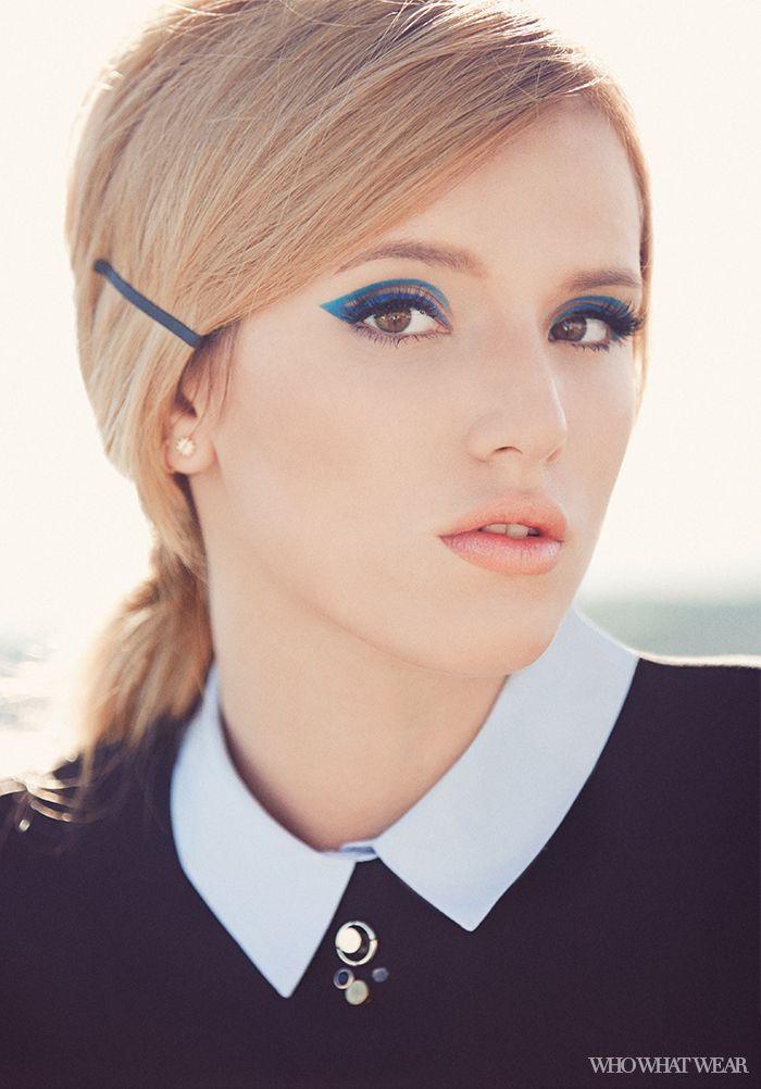 Exclusive: Bella Thorne Teaches Us Her #1 Makeup Secret