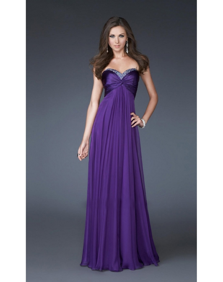 26 best persun purple prom dresses images on Pinterest | Formal prom ...