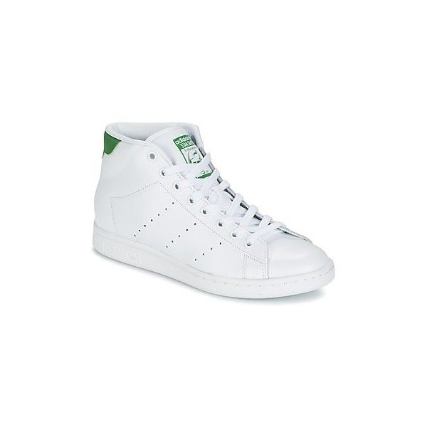 adidas STAN SMITH MID Shoes (High-top Trainers) ($120) ? liked