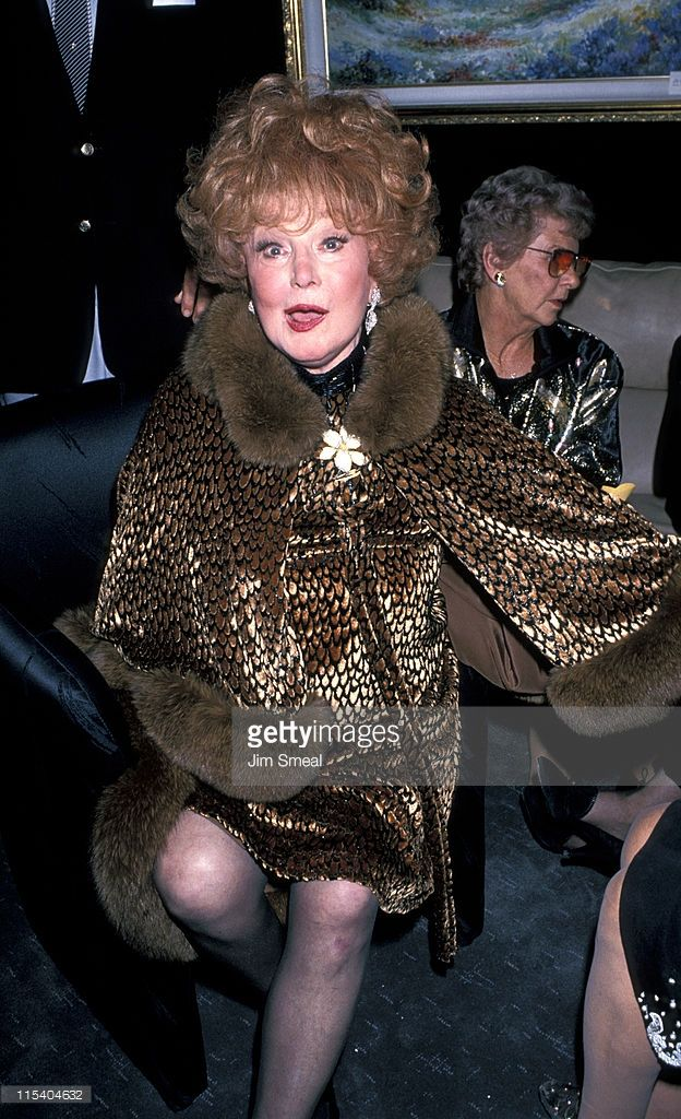magda gabor | Unveiling of Eva Gabor Portrait - October 26, 1989 | Getty ...