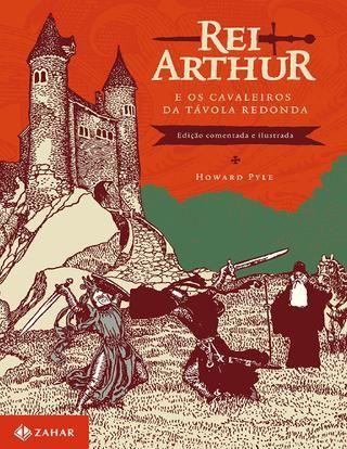 Rei arthur e os cavaleiros da t howard pyle