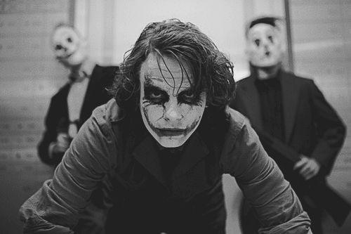 The Joker/Heath Ledger