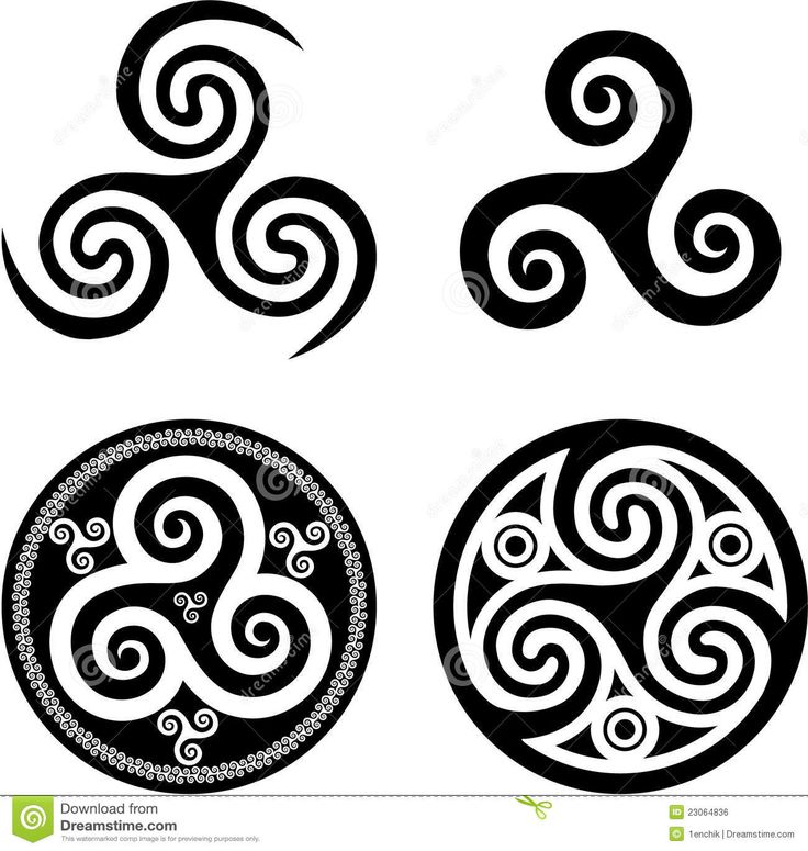 Scottish Symbol For Family Celtic strength knot celtic