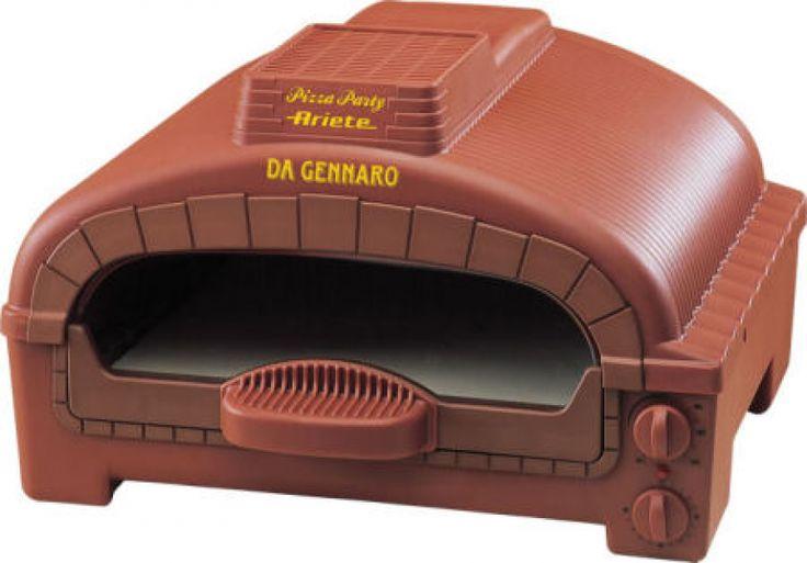 Countertop pizza oven - Ariete pizza ovens for home