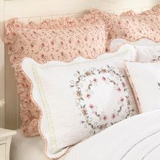 Modern Heirloom Claire Sham