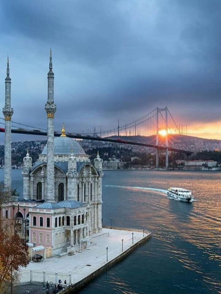 Ortaköy camisi İSTANBUL TÜRKİYE