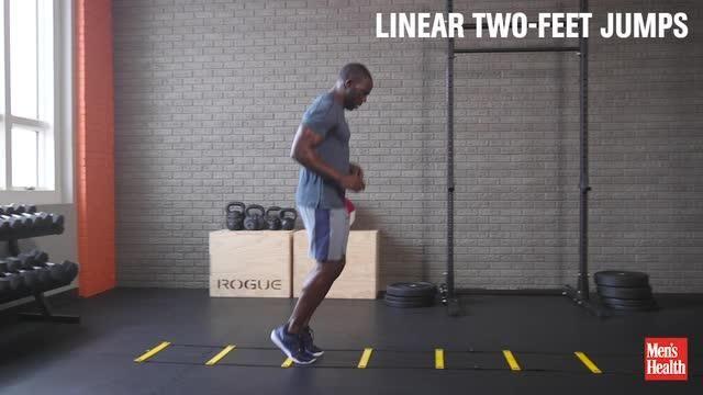44 Badass Speed Ladder Drills