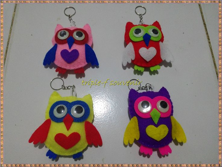 gantungan owl