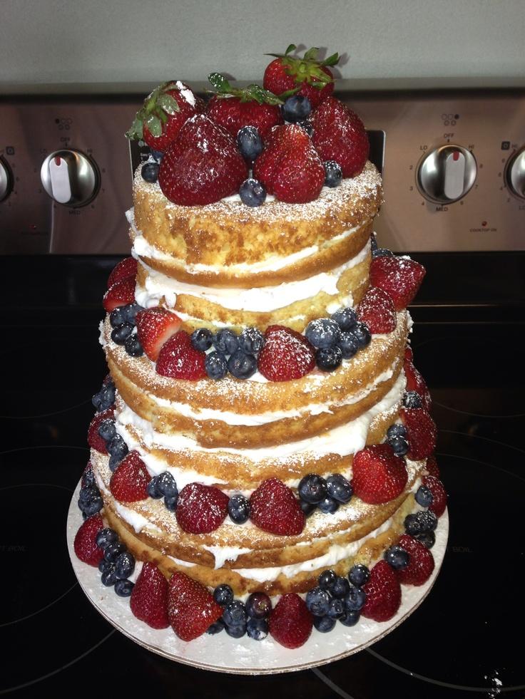 Fruit Cake Pics