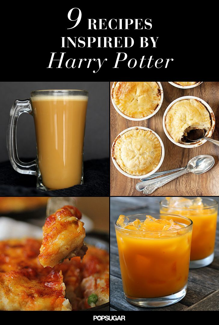 Getränke aus Harry Potter
