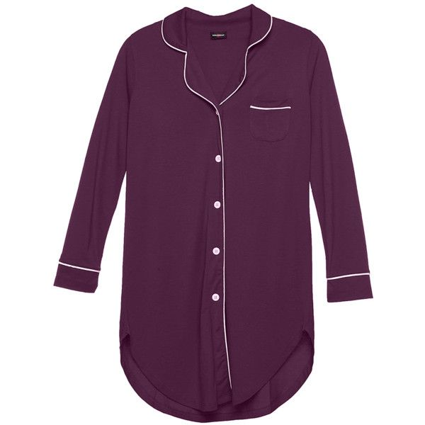 Cosabella Bella Plus Nightshirt (384348202) ($123) ❤ liked on Polyvore featuring plus size women's fashion, plus size clothing, plus size intimates, plus size sleepwear, plus size nightgowns, night shirt, sheer nightie, sheer sleepwear, sheer sleep shirt and cosabella