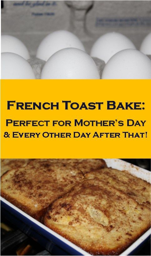 The Most Delectable Brunch Idea Ever!!  Great Mother's Day Breakfast Idea, Mother's Day Gift Idea, Easy Breakfast, Cheap Breakfast