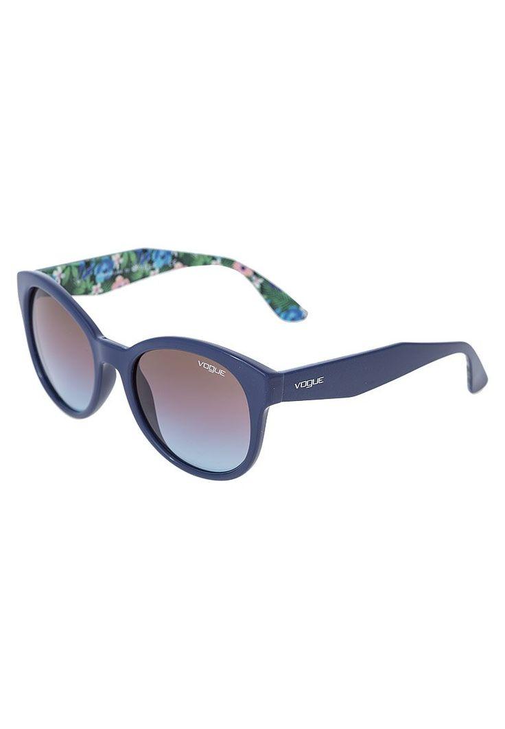Vogue Okulary przeciwsłoneczne blue 369.00zł #moda #fashion #women #Kobieta #vouge #okulary #przeciwsłoneczne #blue #niebieski #damskie #summer #lato