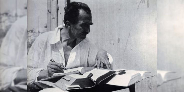 "A great tribute to #NikosKazantzakis is organized at the tree venues of @TheBenakiMuseum , as 2017 has been proclaimed ""NIKOS KAZANTZAKIS YEAR"" by the Ministry of Culture and Sports. On now until 24/02/2018  #KROMAmag #athens #artexhibition #Artmobile"