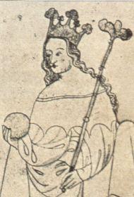 Kunhuta Uherská, manželka krále Přemysla Otakara II.