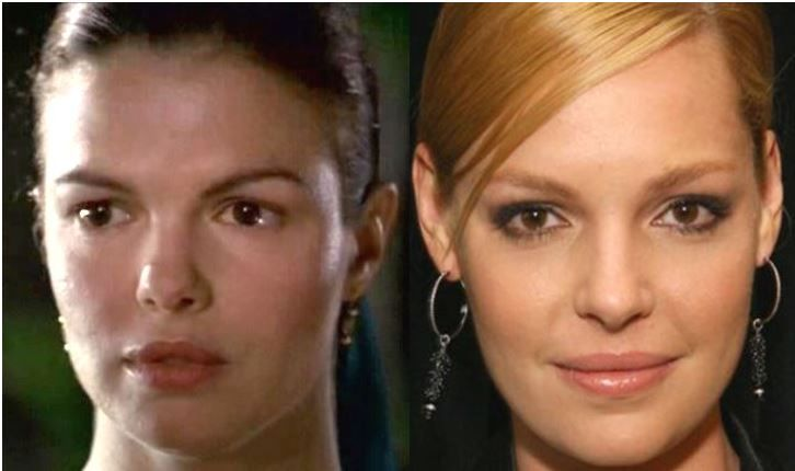 Jeanne Tripplehorn and katherine heigl related