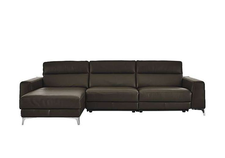 Natuzzi Editions Livorno Leather Recliner Corner Chaise Italian made, ultra-modern 3 seater power chaise sofa Sleek and contemporary, with inbuilt power recliners In a choice of gorgeous leathers or soft touch fabrics, for more options available, please ca http://www.MightGet.com/january-2017-11/natuzzi-editions-livorno-leather-recliner-corner-chaise.asp