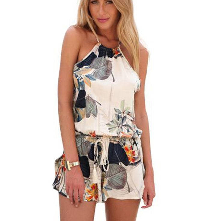 Combinaison Femme Sexy Shorts Rompers Women Jumpsuits Casual Overalls Backless Summer Playsuit Bodycon Female Plus Size