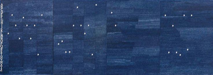 Alighiero Boetti, Le Infinite Possibilità di Esistere, 1981