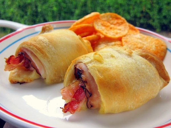 Tons of roll up recipes using cresent royummy