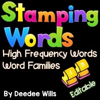 10309 best 1st grade images on pinterest common core math sight word and word families activities that students love these worksheets will last you all fandeluxe Gallery