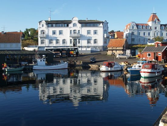 Sandvig Havn, Bornholm