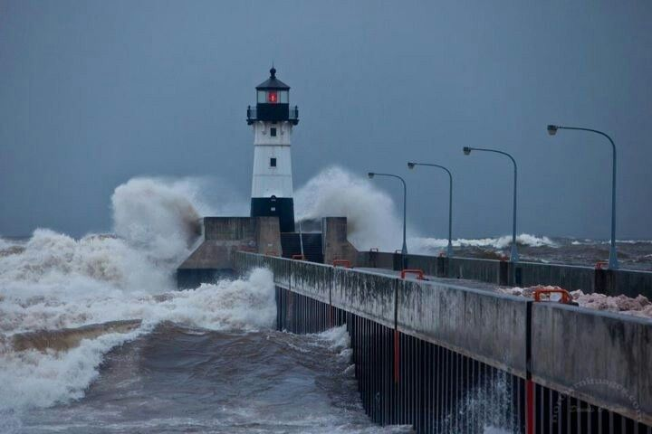 Canal Park, Duluth, MN. Favorite all of my life!