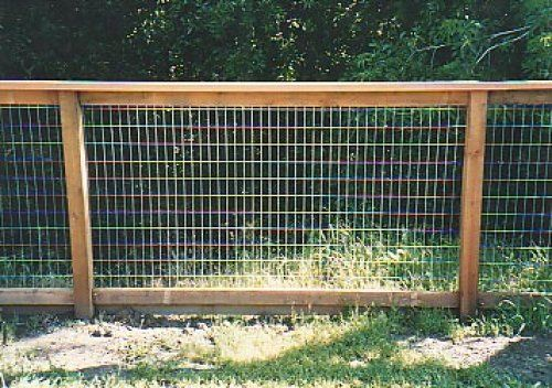 wire mesh fence designs - Google Search