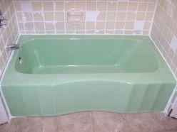 Exceptional Bathtub Remodel   Color Change