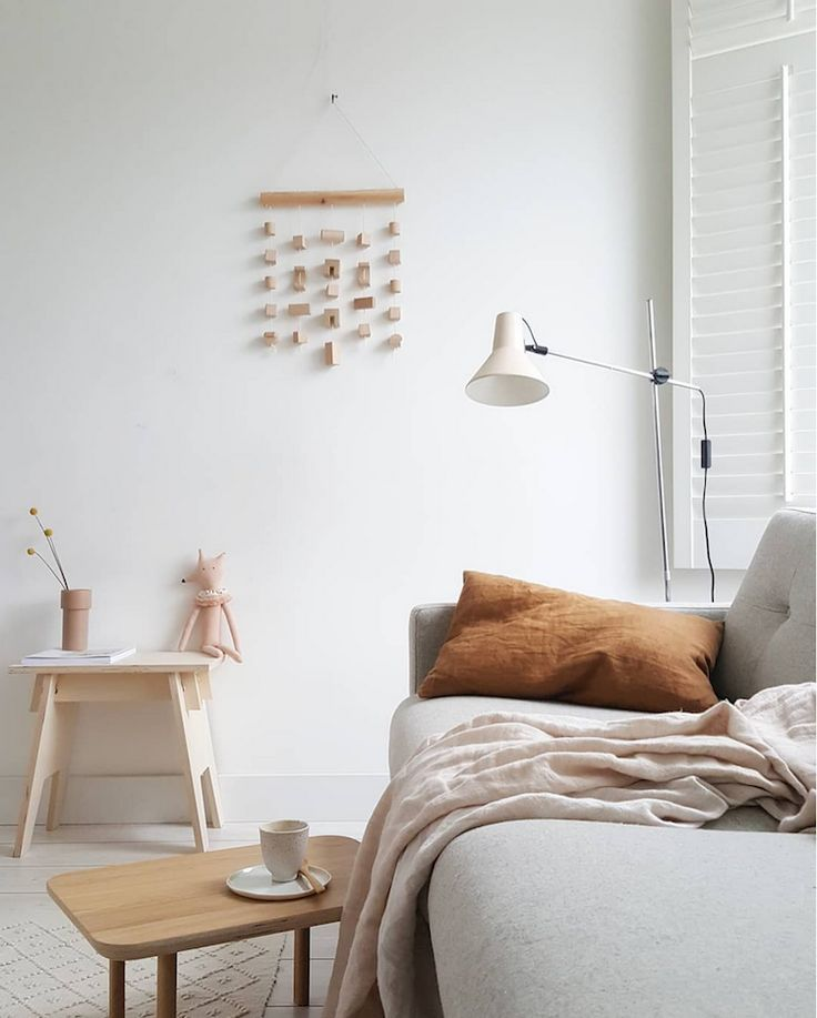 my scandinavian home A Thoughtfully Curated Dutch Family Home
