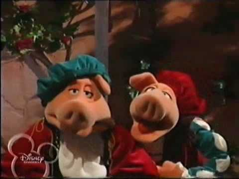 Muppets Romeo and Juliet