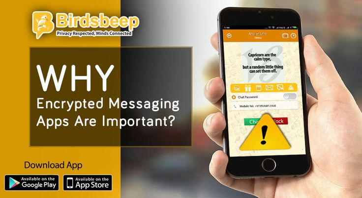 Read here in details of benefits of Encrypted Messaging Apps or why Encrypted Messaging Apps Are Important.