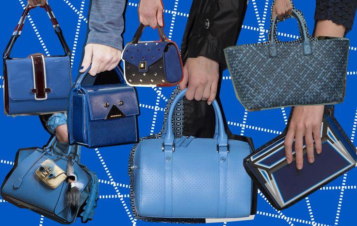 Ciemnoniebieski to jeden z najgorętszych trendów tego sezonu! :) Fashionpost.pl prezentuje przegląd torebek od projektantów w tym kolorze: http://bit.ly/1L5mibT #trend Polecamy również niebieskie torebki od Perfectto: ✪ Viviana: http://www.perfectto.eu/viviana-torebka-do-reki ✪ Dona: http://www.perfectto.eu/dona-torebka-do-reki ✪ Federica: http://www.perfectto.eu/federica-torebka-do-reki ✪ Sofia: http://www.perfectto.eu/sofia-elegancka-torebka-do-reki